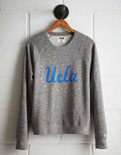 Tailgate Women's UCLA Boyfriend Sweatshirt - Free Returns