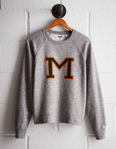 Tailgate Women's Missouri Boyfriend Sweatshirt - Free returns