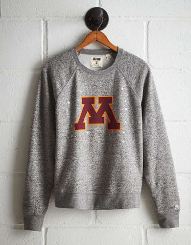 Tailgate Women's Minnesota Boyfriend Sweatshirt - Free returns
