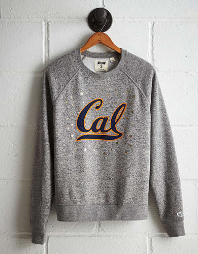 Tailgate Women's California Boyfriend Sweatshirt - Free Returns