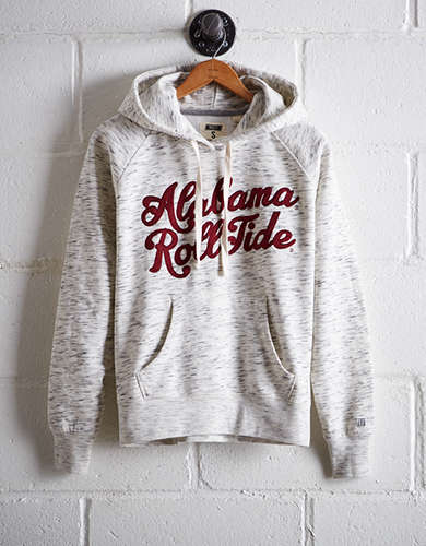 Tailgate Women's Alabama Space Dye Hoodie -