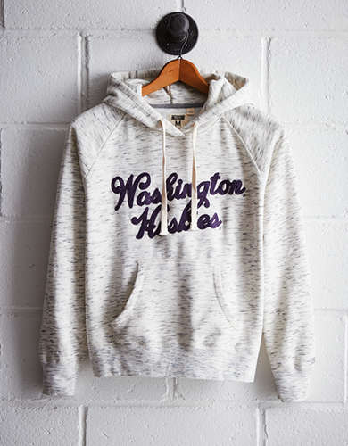 Tailgate Women's Washington Space Dye Hoodie - Free returns