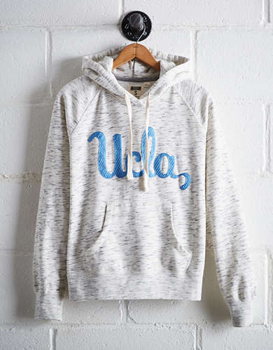 Tailgate Women's UCLA Space Dye Hoodie - Free Returns