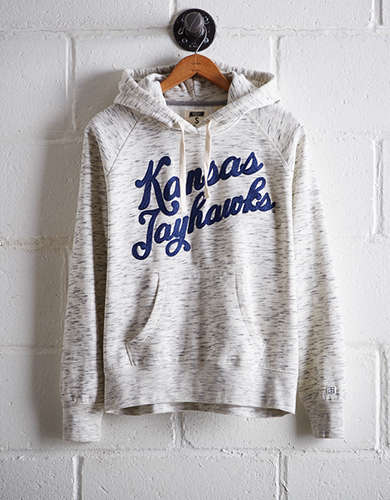 Tailgate Women's Kansas Space Dye Hoodie - Buy One Get One 50% Off
