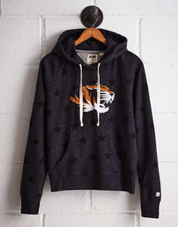 Tailgate Women's Missouri Terry Fleece Star Hoodie by American Eagle Outfitters