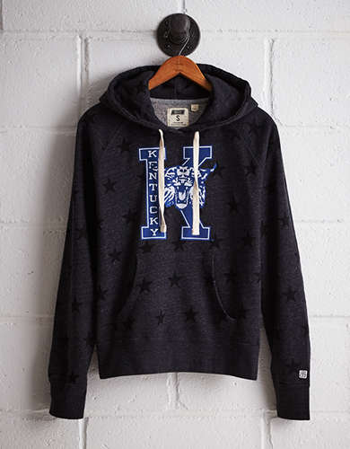 Tailgate Women's Kentucky Terry Fleece Star Hoodie - Buy One Get One 50% Off