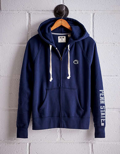 Tailgate Women's Penn State Nittany Lions Zip-Up Hoodie - Free Returns