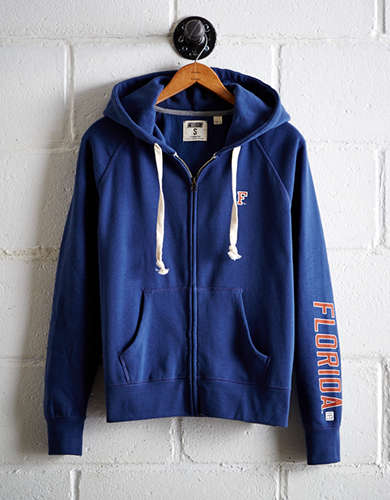 Tailgate Women's Florida Gators Zip-Up Hoodie - Free returns