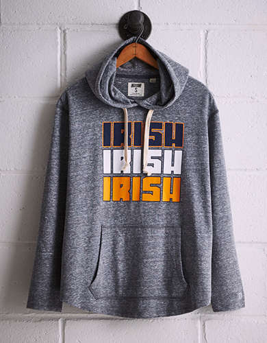 Tailgate Women's Notre Dame Oversize Hoodie - Free shipping & returns with purchase of NBA item