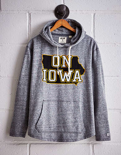 Tailgate Women's Iowa Oversize Hoodie - Free returns