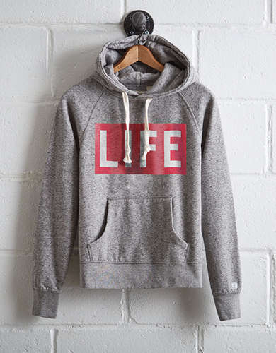 Tailgate Women's LIFE Fleece Hoodie - Free Returns