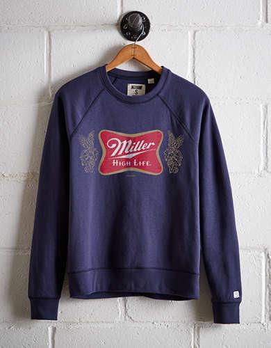 a99cd8f95b5f97 Tailgate Women s Miller High Life Fleece Sweatshirt - Free Returns