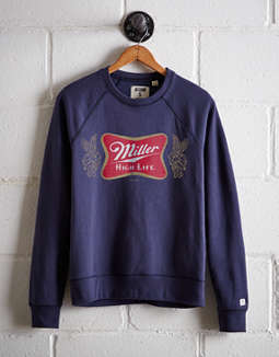 Tailgate Women's Miller High Life Fleece Sweatshirt