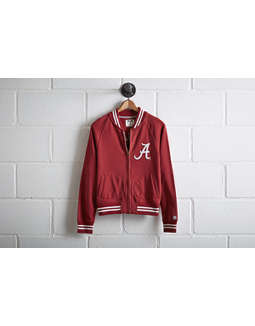 Tailgate Women's Alabama Bomber Jacket