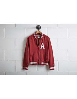 Tailgate Women's Arkansas Bomber Jacket