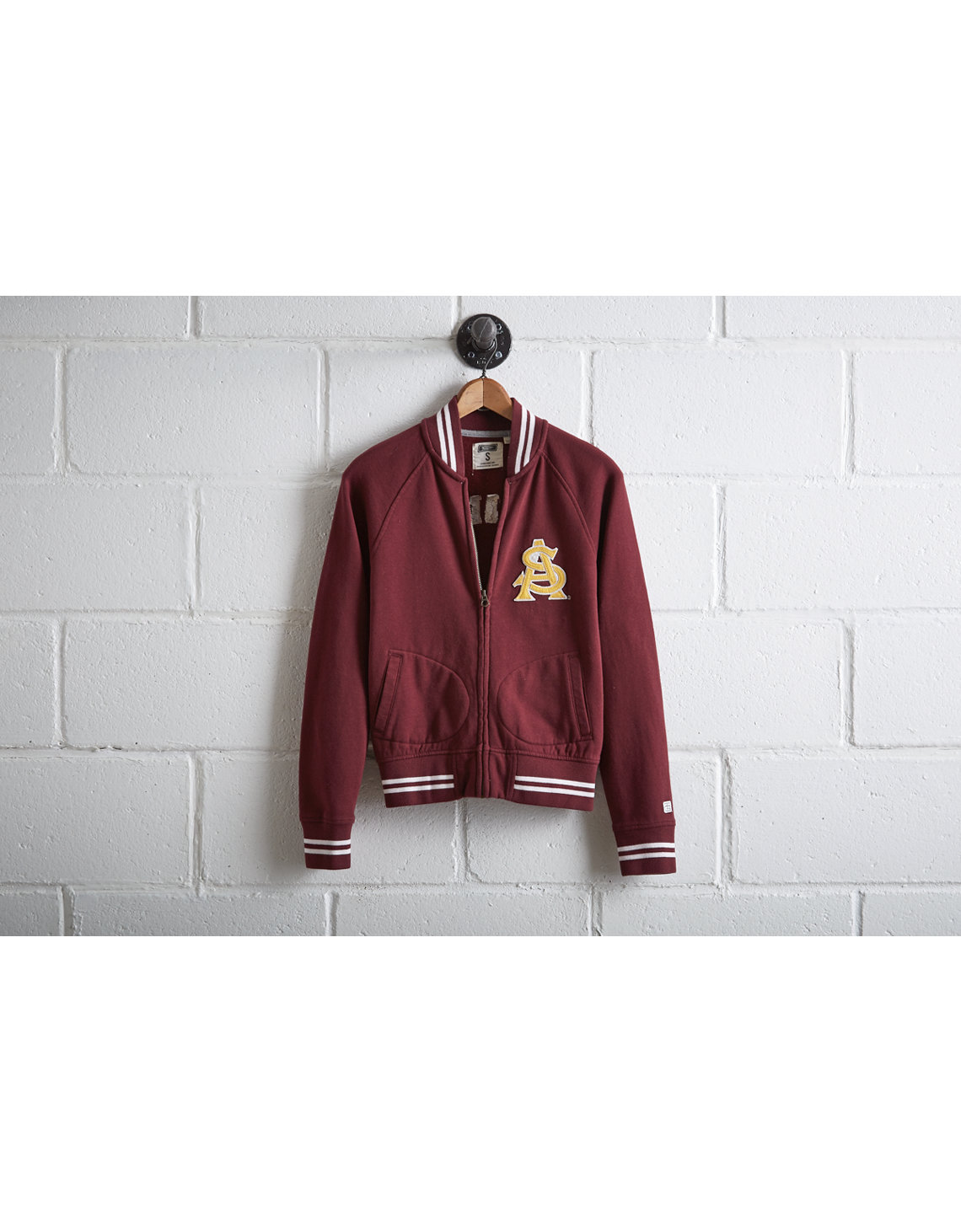 Tailgate Women's Arizona State Bomber Jacket