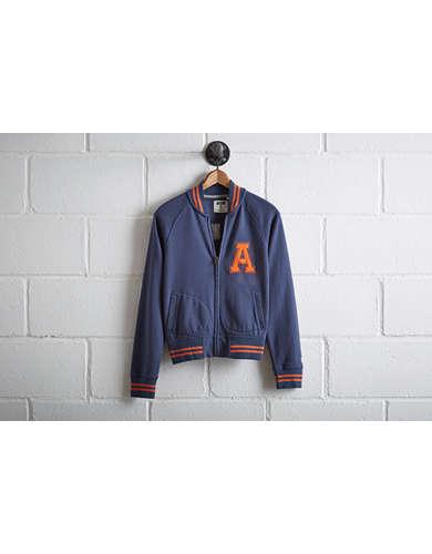 Tailgate Women's Auburn Bomber Jacket