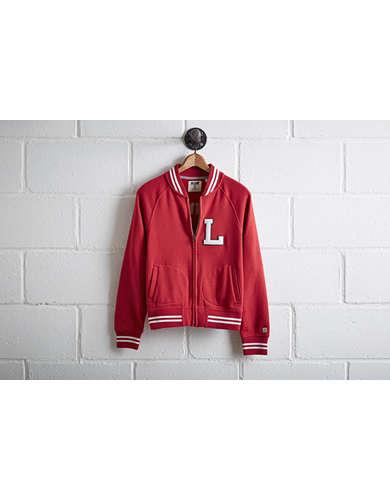 Tailgate Women's Louisville Bomber Jacket