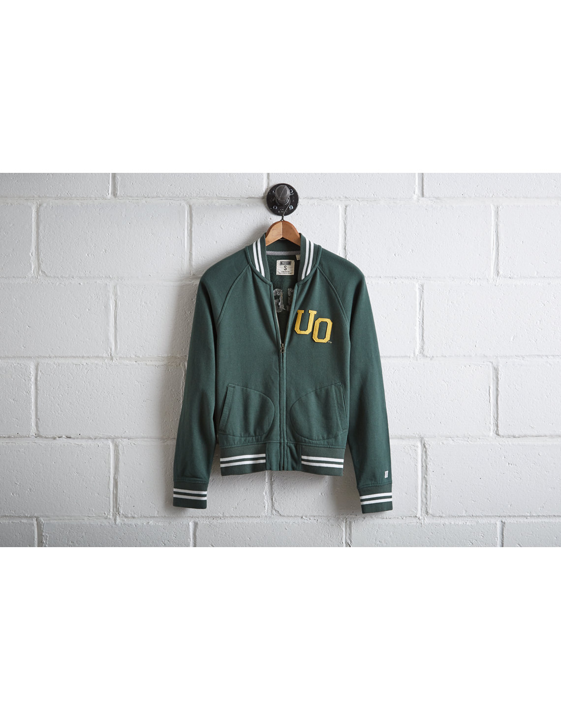 Tailgate Women's Oregon Bomber Jacket