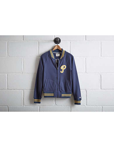 Tailgate Women's Pittsburgh Bomber Jacket