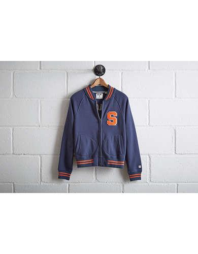 Tailgate Women's Syracuse Bomber Jacket