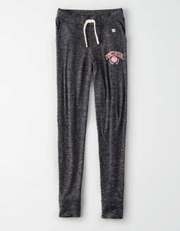 Tailgate Women's Wisconsin Badgers Plush Pant