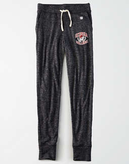 Tailgate Women's Georgia Bulldogs Plush Pant
