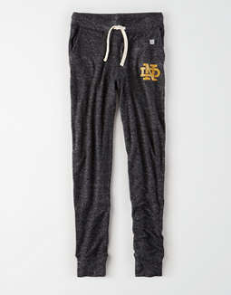 Tailgate Women's Notre Dame Fighting Irish Plush Pant