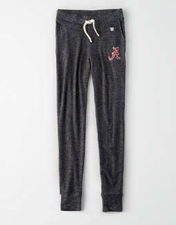 Tailgate Women's Alabama Crimson Tide Plush Pant