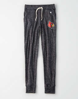 Tailgate Women's Louisville Cardinals Plush Pant