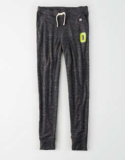 Tailgate Women's Oregon Ducks Plush Pant