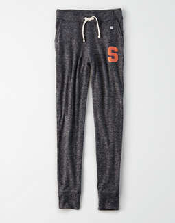 Tailgate Women's Syracuse Orange Plush Pant