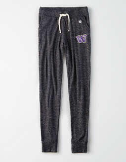 Tailgate Women's Washington Huskies Plush Pant