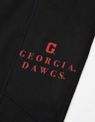 Tailgate Women's Georgia Bulldogs Everything Pocket Legging