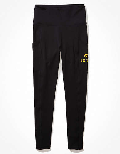 Tailgate Women's Iowa Hawkeyes Everything Pocket Legging