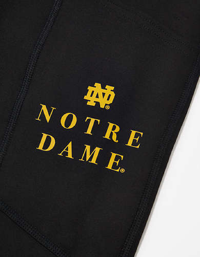 Tailgate Women's Notre Dame Everything Pocket Legging
