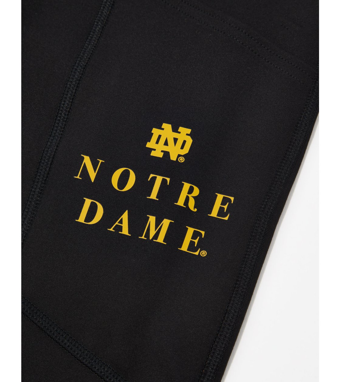 American Eagle Tailgate Womens Notre Dame Everything Pocket Legging
