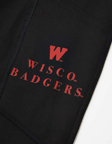 Tailgate Women's Wisconsin Badgers Everything Pocket Legging