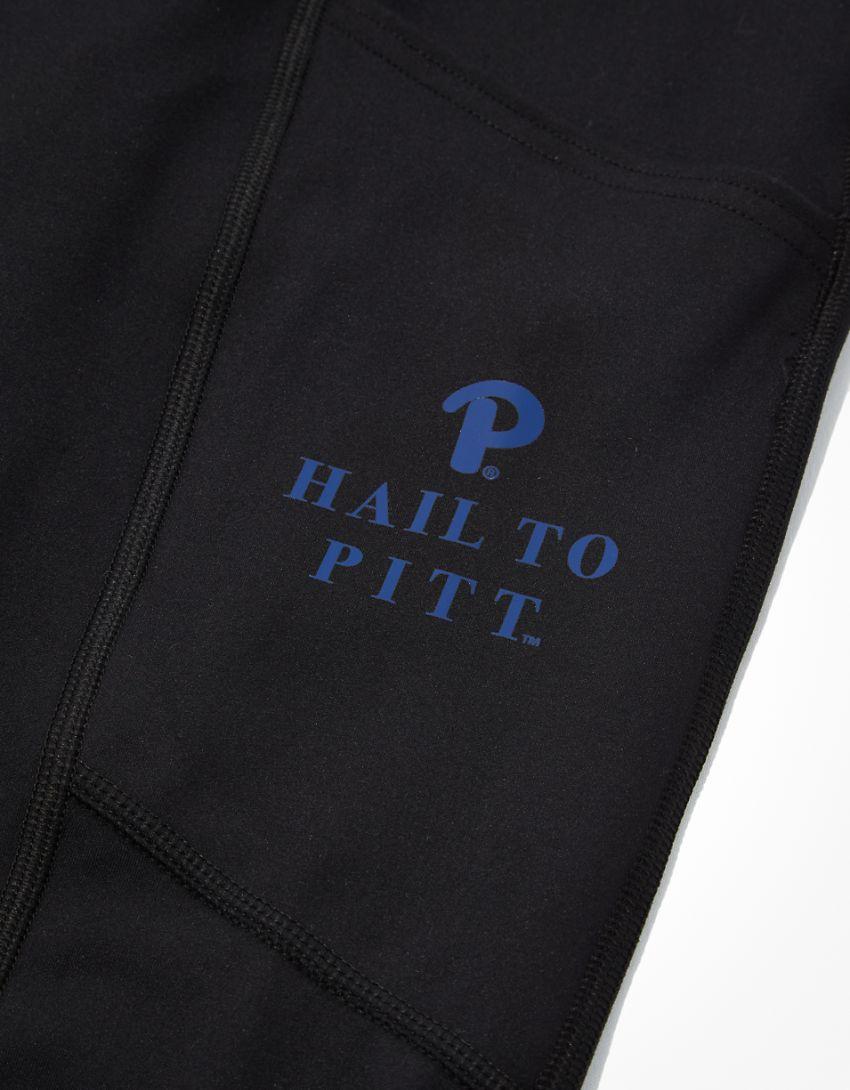Tailgate Women's Pitt Panthers Everything Pocket Legging