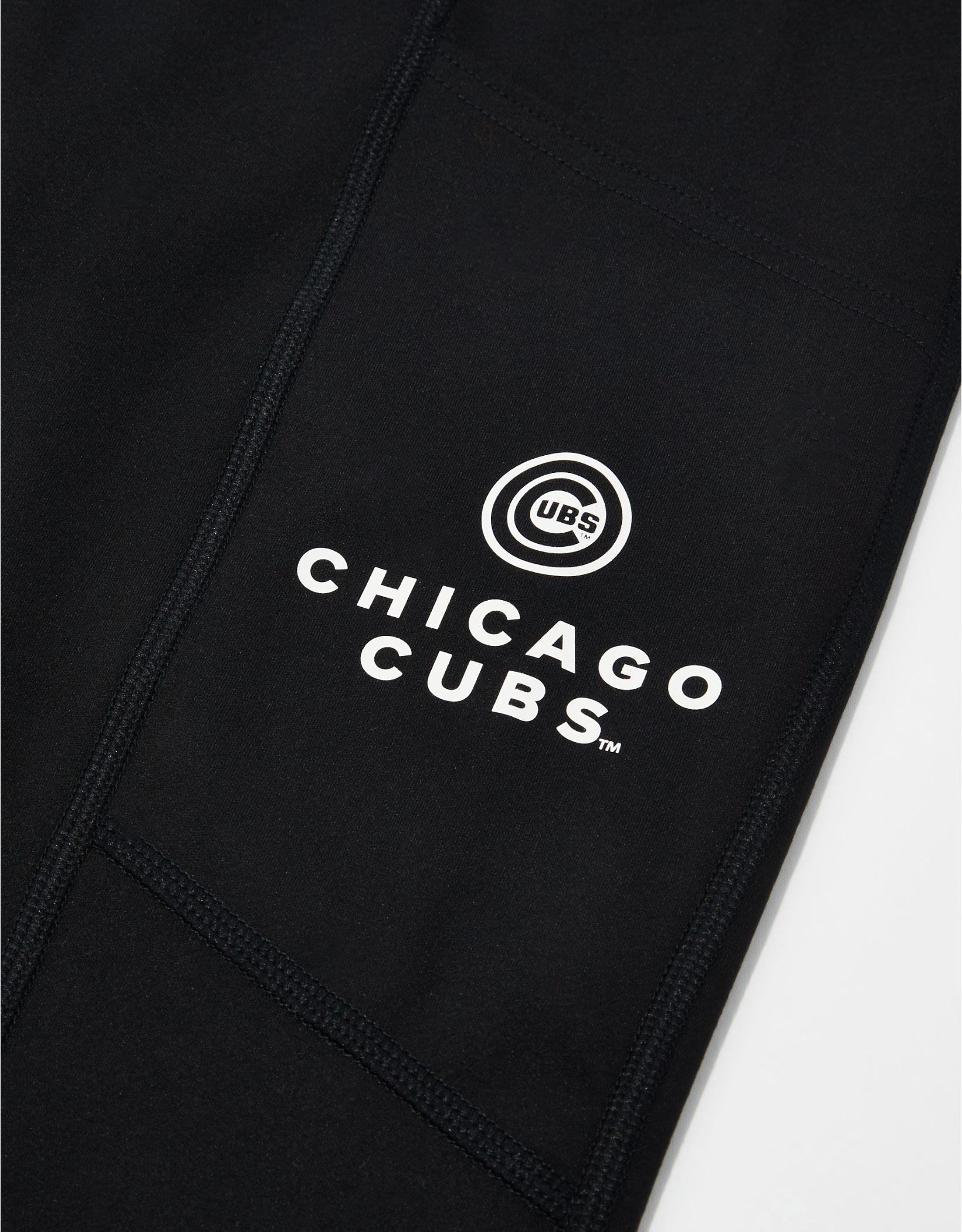 Tailgate Women's Chicago Cubs Everything Pocket Legging