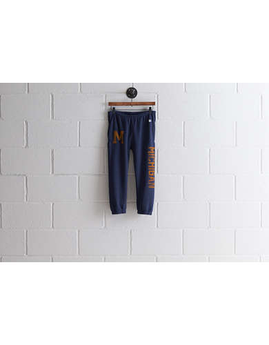 Tailgate Women's Michigan Sweatpant - Free Shipping + Free Returns