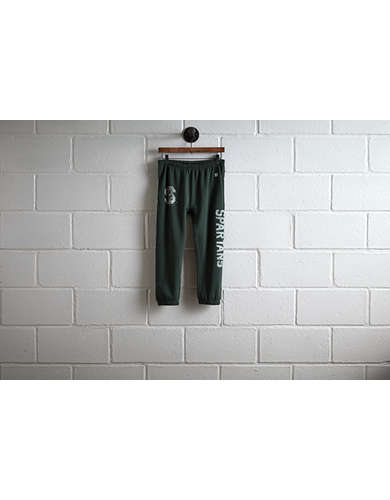 Tailgate Women's MSU Spartans Sweatpant - Free Returns
