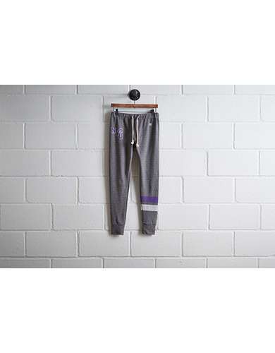 Tailgate Women's NYU Terry Fleece Sweatpant - Free Returns