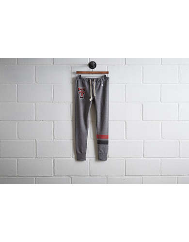 Tailgate Women's Texas Tech Terry Fleece Sweatpant - Free Returns