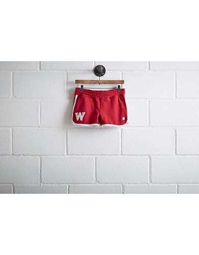 Tailgate Women's Wisconsin Track Short -