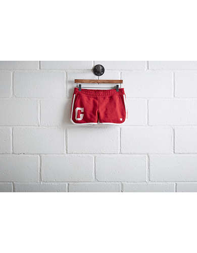 Tailgate Women's Georgia Track Short - Free Returns