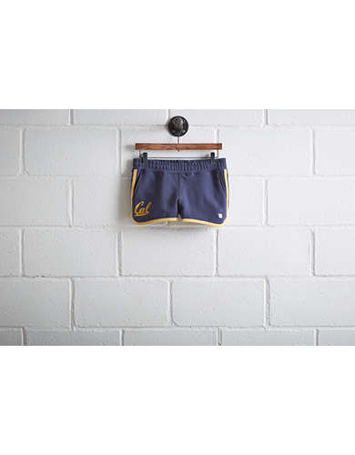 Tailgate Womens UC Berkeley Track Short -