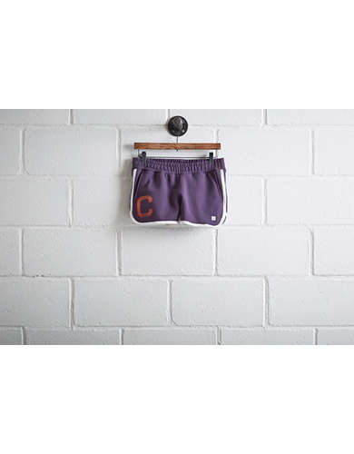 Tailgate Women's Clemson Track Short - Free Returns