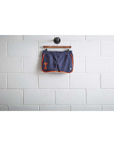 Tailgate Women's Illinois Track Short - Free Returns