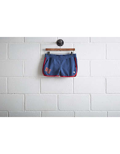 Tailgate Women's Kansas Track Short - Free Returns